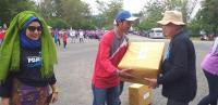 Pembukaan Temu Olahraga & Silaturahmi PDAM (tukang ledeng ) Sekalimantan Selatan.