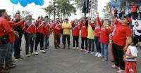 Foto Acara Launching Layanan Online PDAM Kotabaru