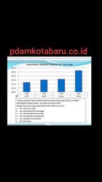 Pengingkatan Cakupan Pelayanan Teknis PDAM Kotabaru